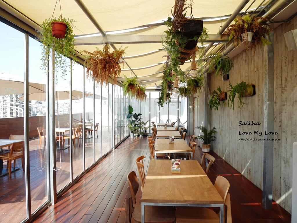 台北中山站不限時下午茶餐廳VCE南加州餐飲生活概念店南西店 (1)