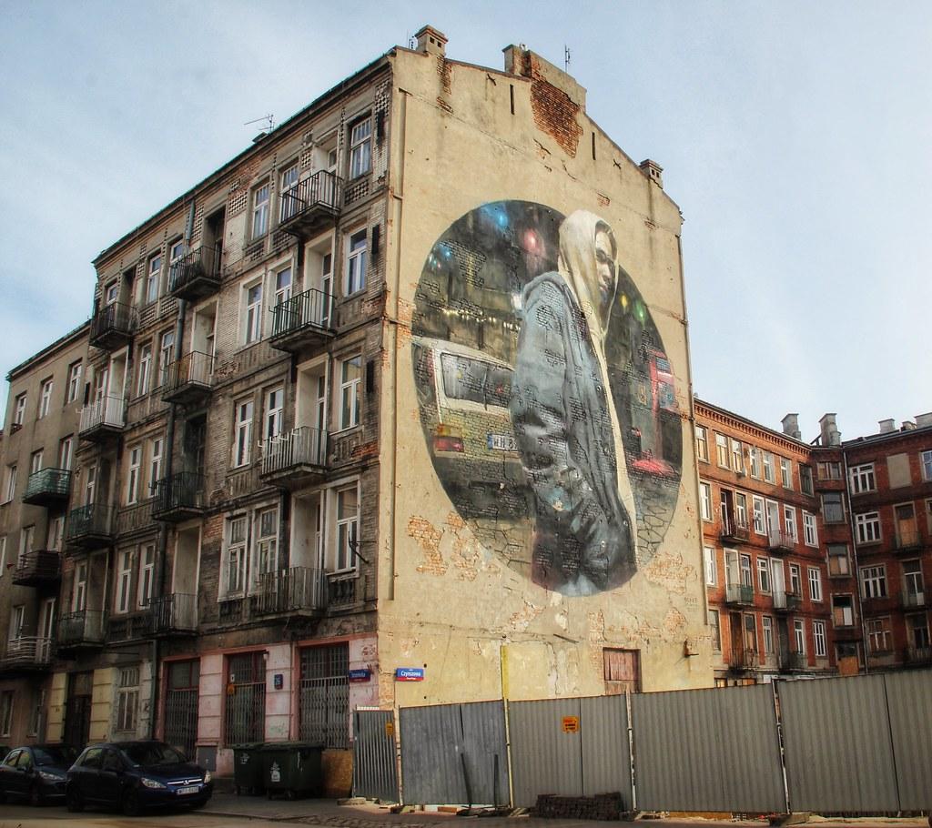 Sebas Velasco | 2015 Street Art Doping Festival, Warsaw