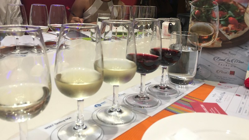 Food and Wine Pairing, Wine Story