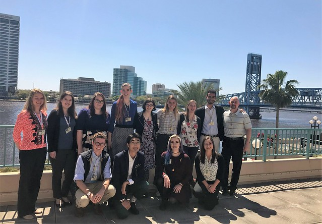 2019 Southeastern Psychological Association Conference