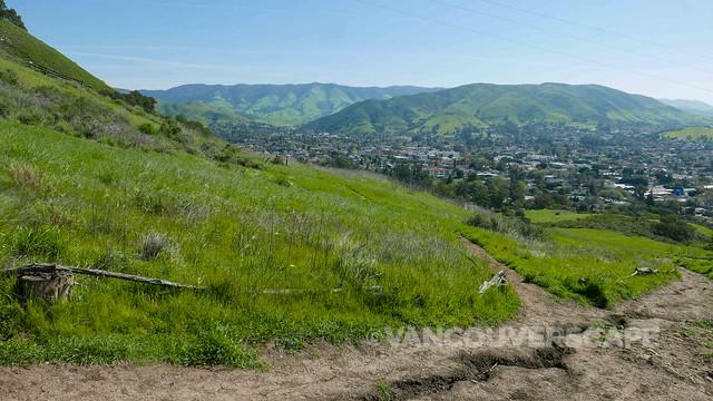 San Luis Obispo/Madonna Mountain