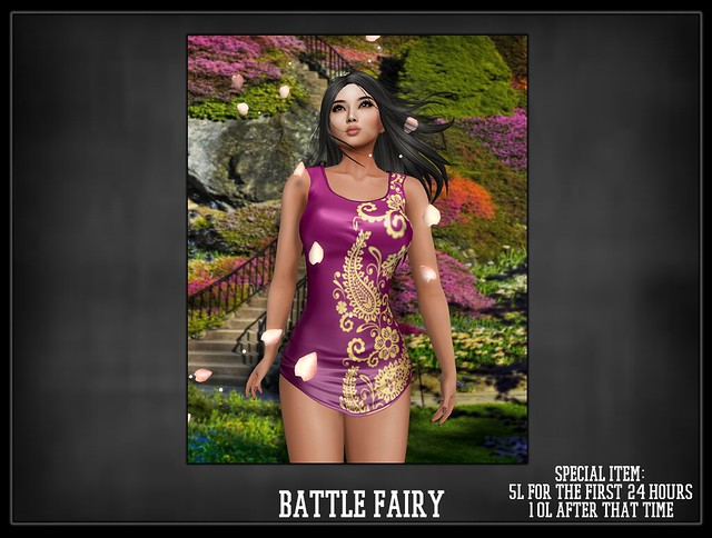 Battle Fairy 5L Saturday Special
