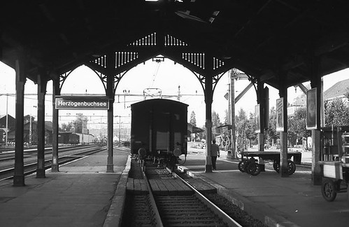 Bahnhof Herzogenbuchsee