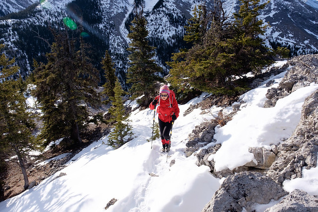 Scrambles - Mt. Baldy - Jan 2019-2