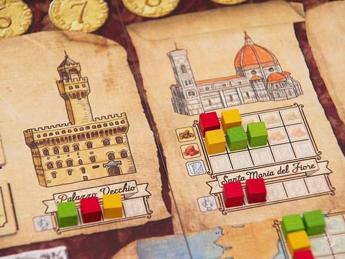 Настольная игра Calimala Флорентийский купец