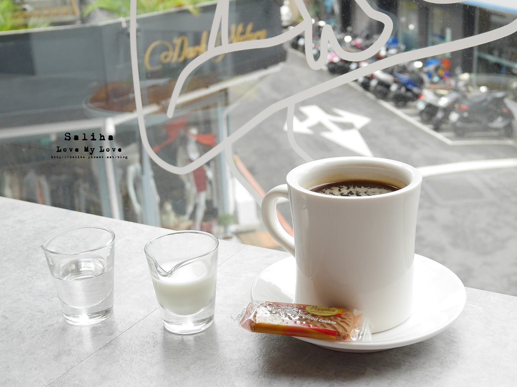 台北東區捷運忠孝敦化站附近網美風文青風餐廳早午餐brunch失物招領咖啡館 (6)