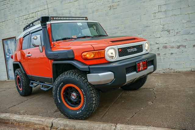 New to FJ & Offroading - where to go from here questions