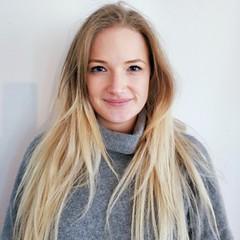 Emily Jordan, Erasmus+ student trainee