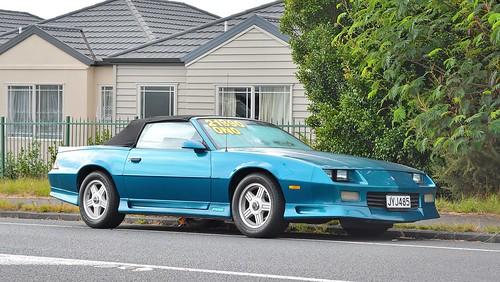 1992 Chevrolet Camaro Convertible