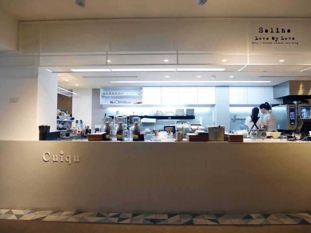 東區不限時咖啡廳餐廳推薦Cuiqu Coffee奎克咖啡台北忠孝店下午茶早午餐輕食 (6)