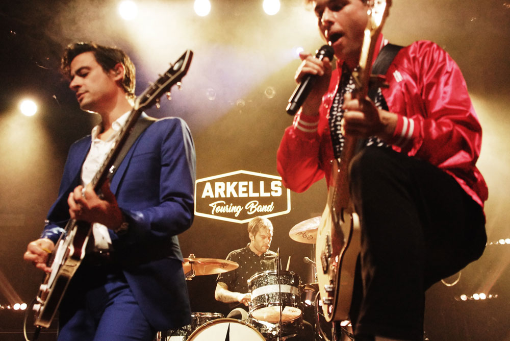 The Arkells with The Greeting Committee @ Irving Plaza