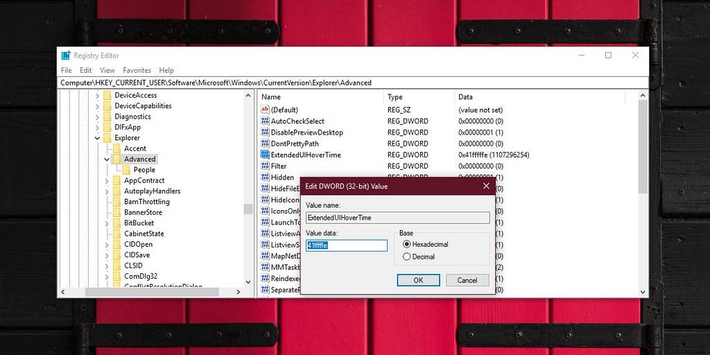 How to disable Taskbar thumbnail previews on Windows 10