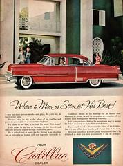 1954 Cadillac Fleetwood Sixty Special