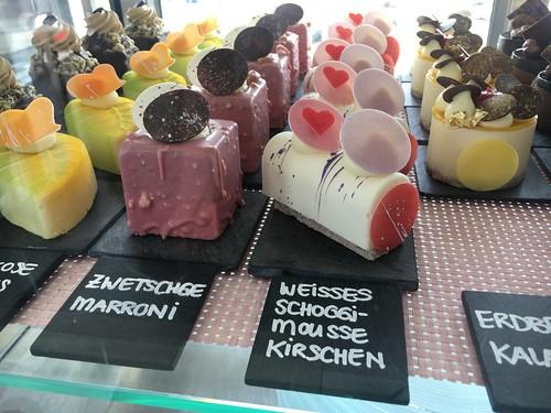 Swiss Pastry Design, Rolf Mürner, Rüeggisberg
