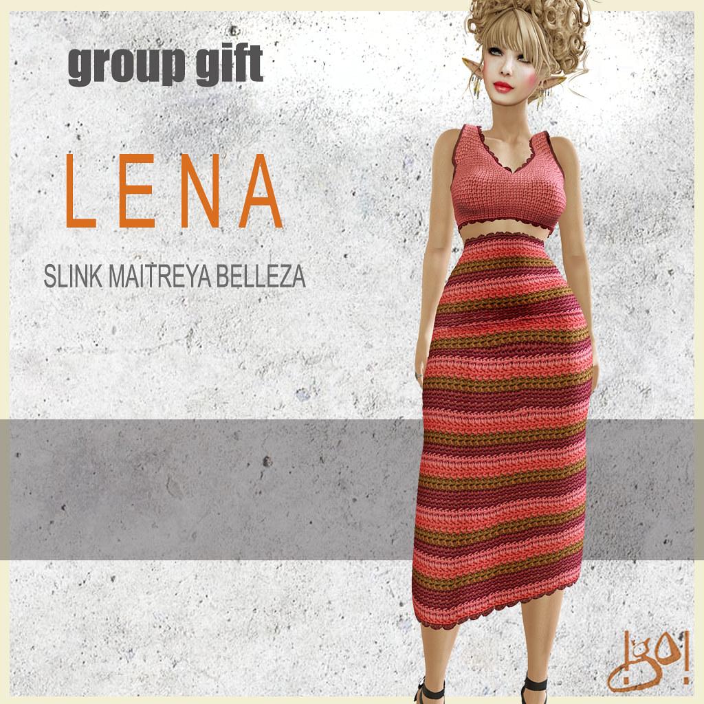 !gO! Lena - group gift - TeleportHub.com Live!