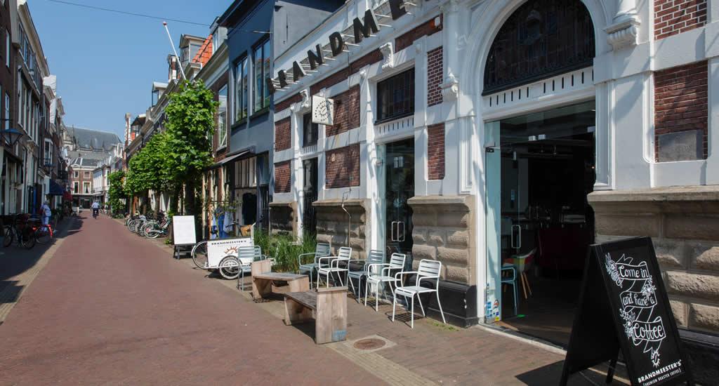 Koffie drinken in Haarlem: Brandmeesters | Mooistestedentrips.nl