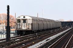 7/3/2019 - New York City Subway R32 - (A)