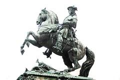 Prince Eugene von Savoy Equestrian