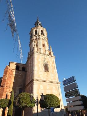 Iglesia de Santa Catalina - Torre