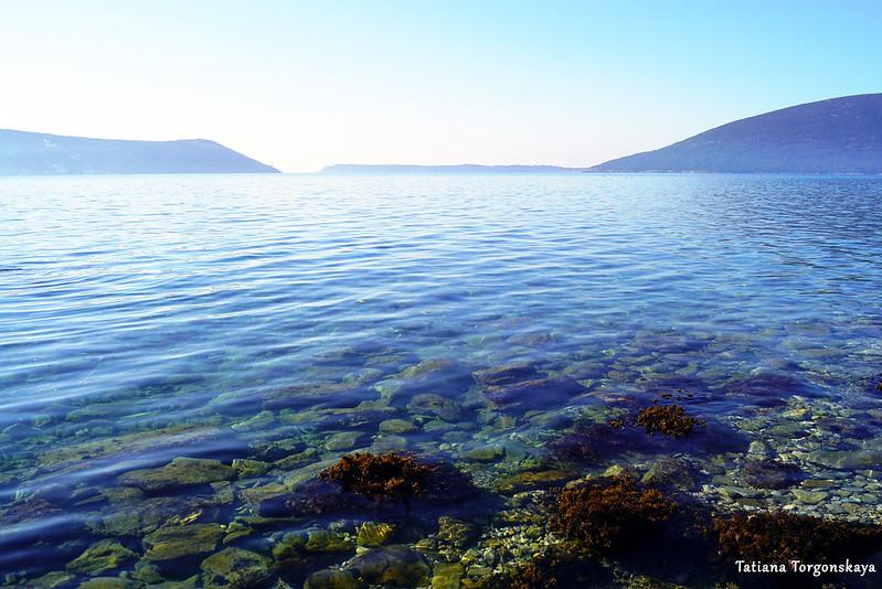 Морской пейзаж из Савины