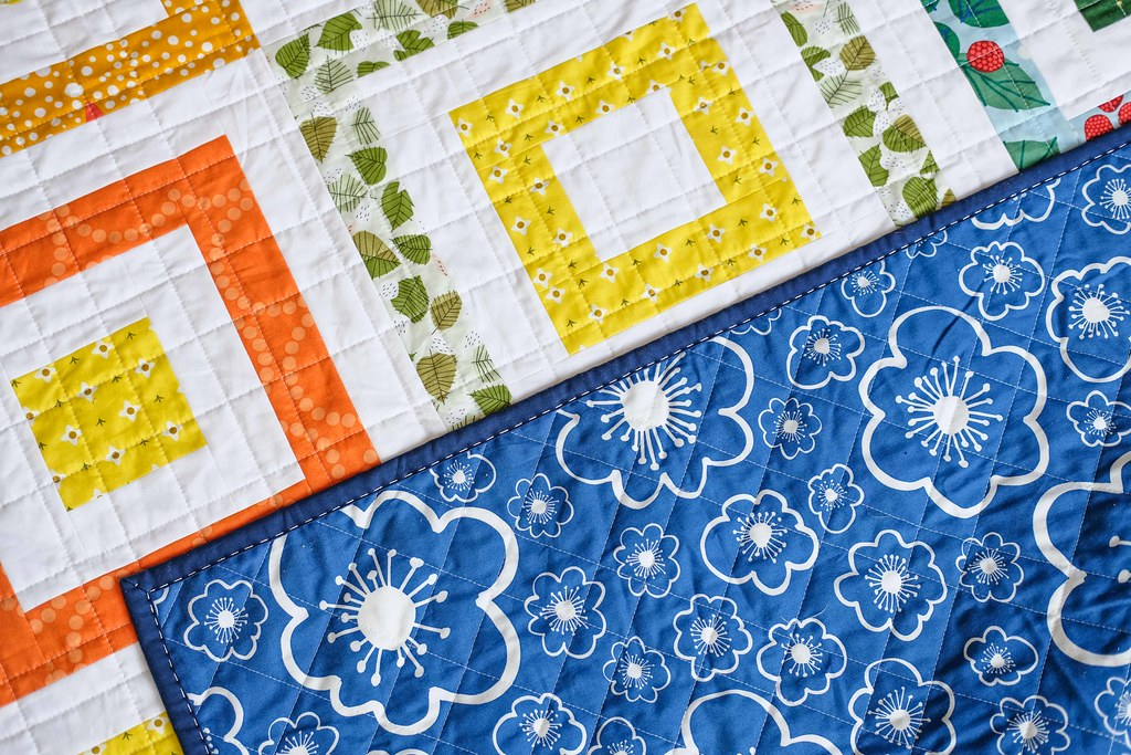 The Sadie Quilt Pattern - Kitchen Table Quilting