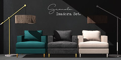 Granola. Isadora Set.