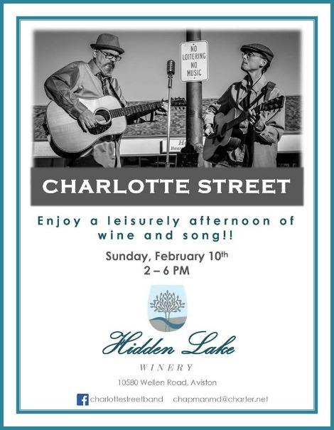 Charlotte Street 2-10-19