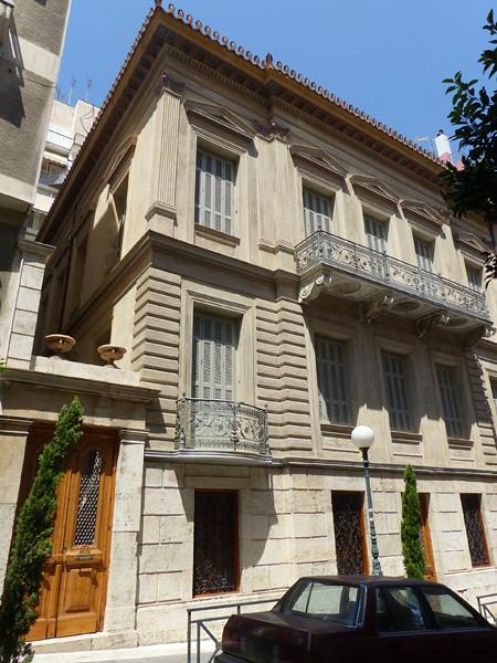 maison du Pirée