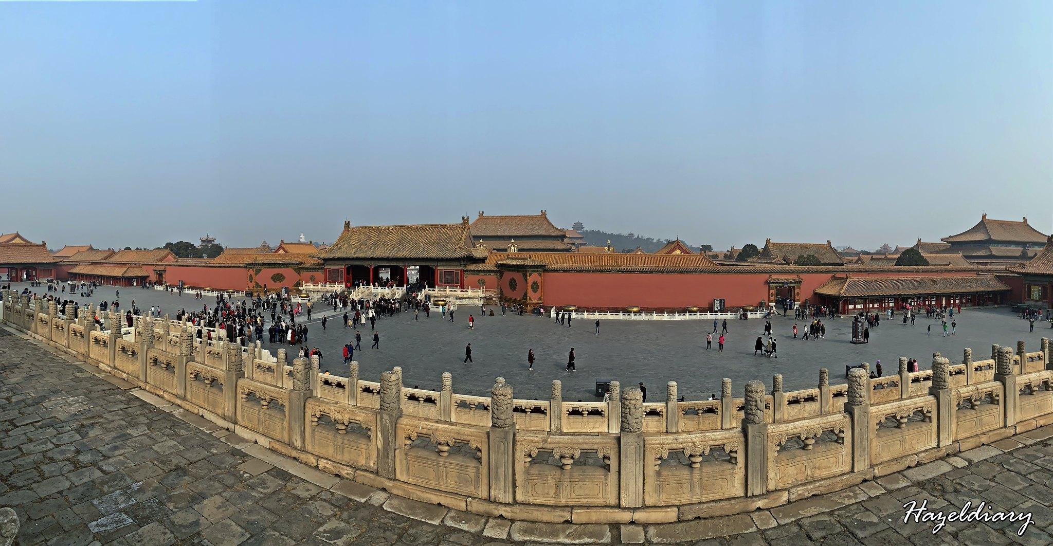 Forbidden City Beijing-1