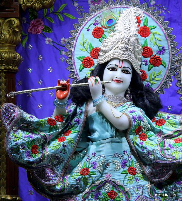 ISKCON Juhu Mangal Deity Darshan on 29th Mar 2019