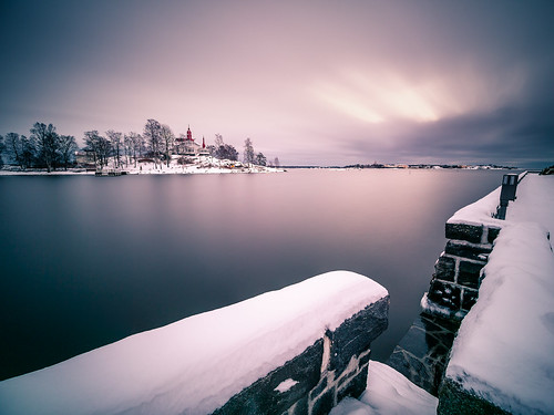 Luoto - Helsinki, FInland - Seascape photography