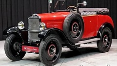 Peugeot - 190 Caprio Roadster - BJ 1930 - 14 PS - 695 ccm Speed 60 kmh - 0