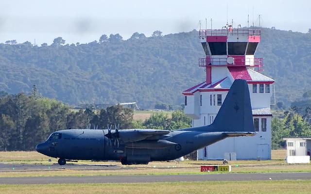 RNZAF Lockheed C-130H Hercules NZ7005
