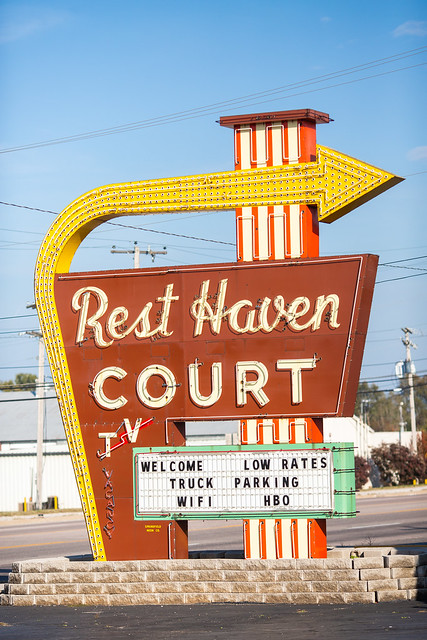 Rest Haven Court