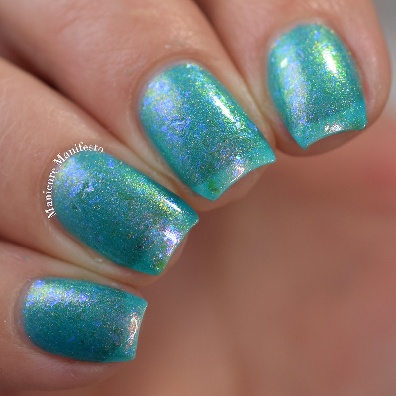 Girly Bits Not Waterlilies