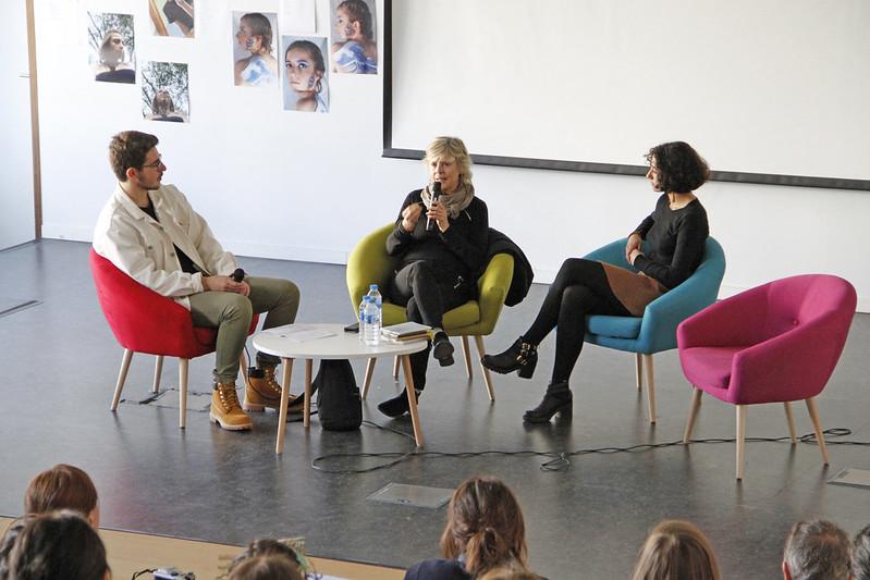 Rencontre avec Hélène Dorion - 2019