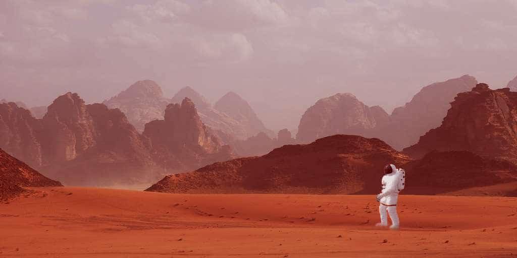 Après la lune en 2024 la NASA vise Mars d'ici 2033