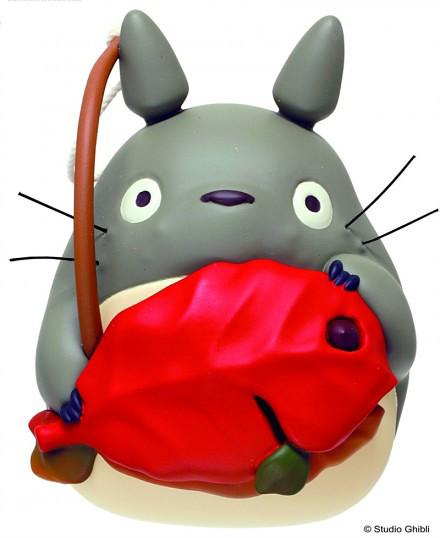 橡子共和國《龍貓》「招福貓巴士」逗趣迎接新年!となりのトトロ めでたいお飾り 招きネコバス