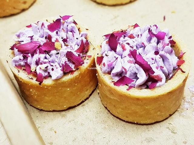 Earl Grey Rose Pie