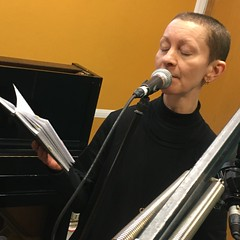 Kira Kira and Map 71 performing live in session on The deXter Bentley Hello GoodBye Show on Resonance 104.4 FM in Central London on Saturday 12th January 2019