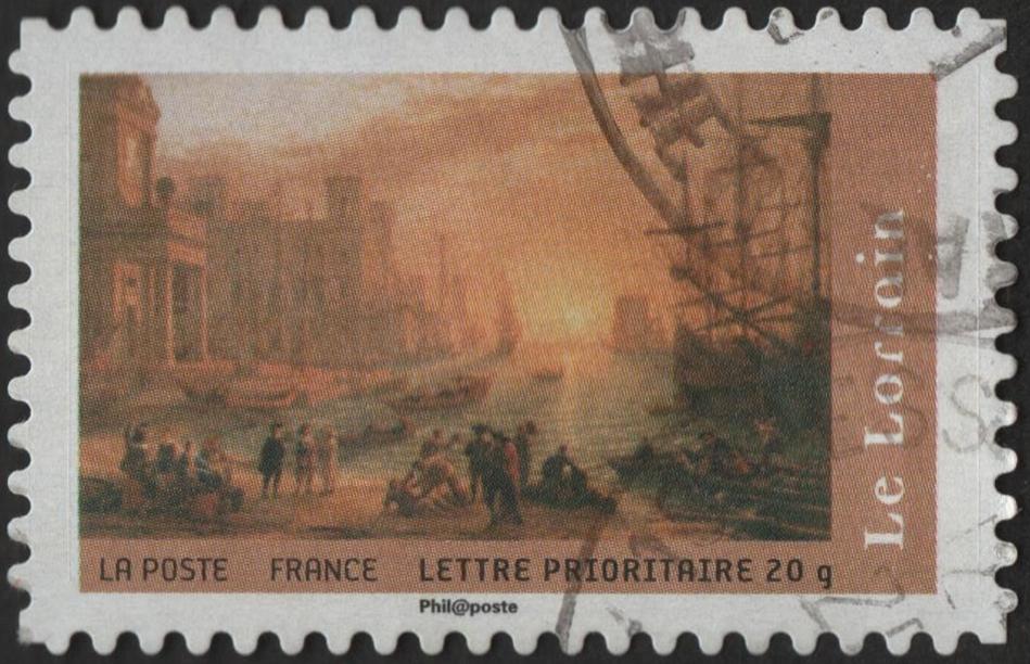 France - Scott #3395 (2008)