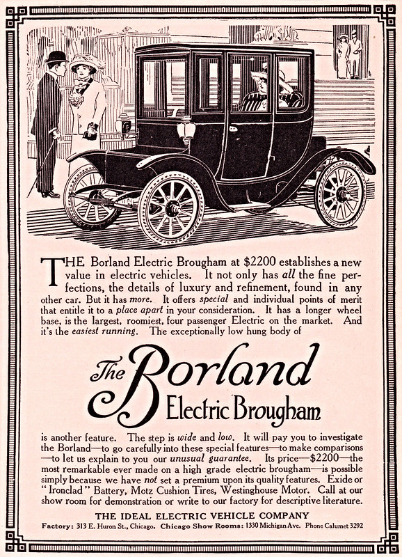 1911 Ideal, Borland