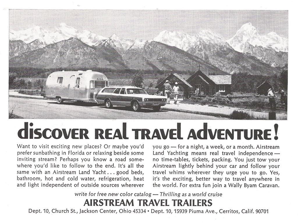 Airstream 1971