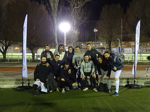 Somos5 subcampeón del Torneo Apertura 18_19