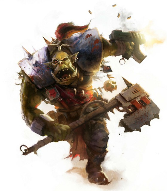 [KLANS ORKS 2019] Klan Blood Axes  46180924504_1fb88198ec_z