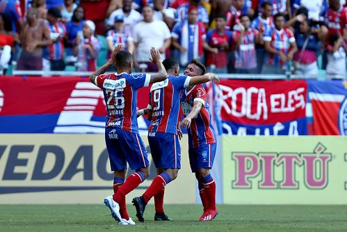 Bahia x Vitória - Copa do Nordeste 2019 por Felipe Oliveira