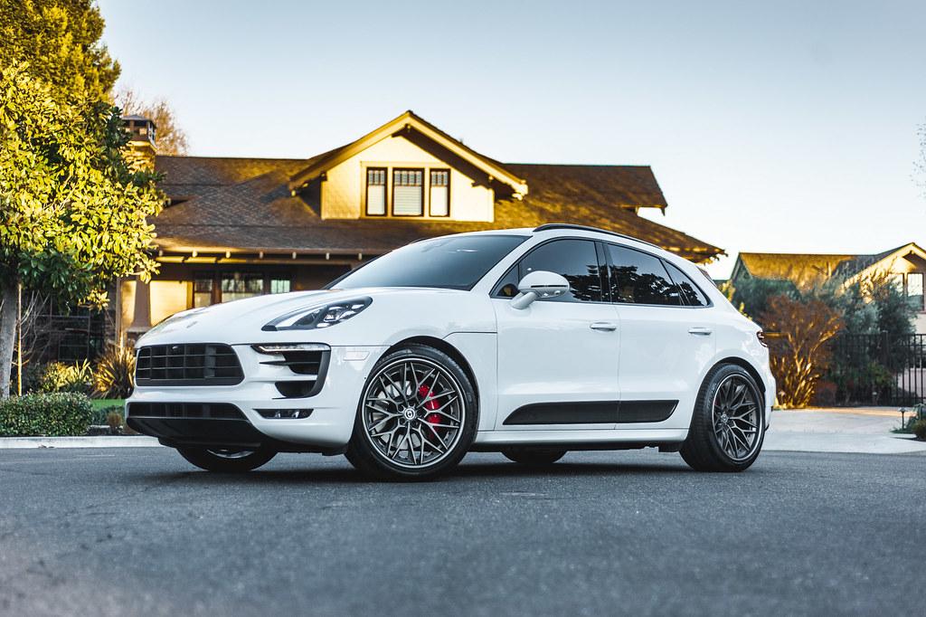 Porsche Macan Forum >> HRE Wheels | Porsche Macan with a set of HRE S200's in Satin Charcoal! - 6SpeedOnline - Porsche ...