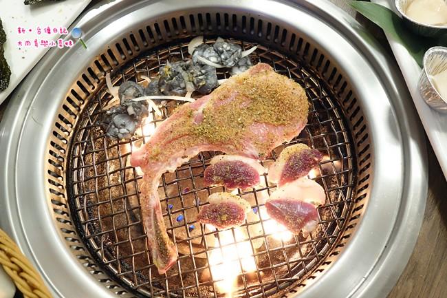 燒BAR 新竹燒肉吃到飽 干貝 菲力牛 松阪豬 手搖杯飲料無限暢飲 (38)