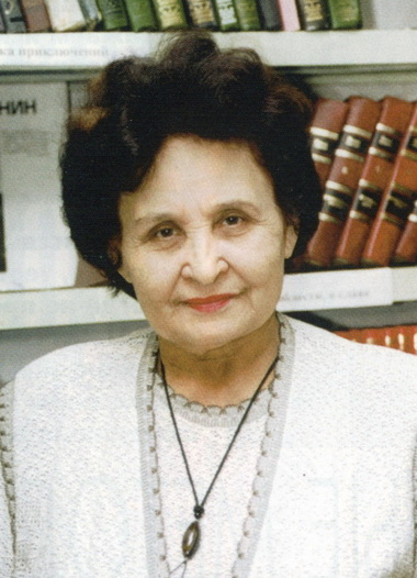Герлингер Анна Ивановна