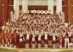 Southwestern Oklahoma State University Marching Band 1980